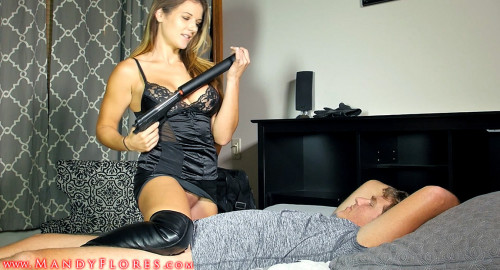 The Hit Woman: Executrix: Mandy Flores MF Femdom and Strapon