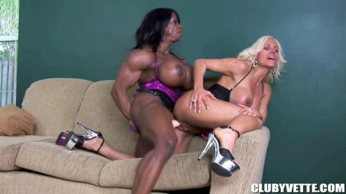 Pack2 Yvette Bova (2004-2013) Female Muscle