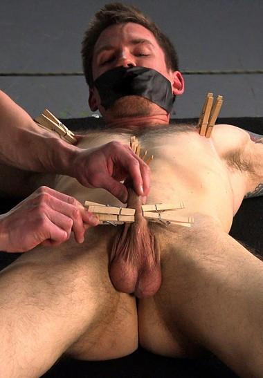 Dreamboy Bondage Felix Frost - First Time - Part 2 Gay BDSM