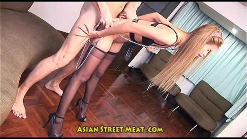 Asian Sharon anal