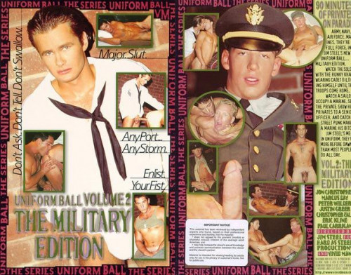 The Military Edition Gay Retro