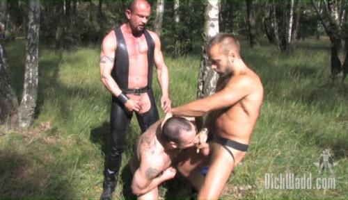Berlin Brutal Fuckers In Gangbang Gay Movie