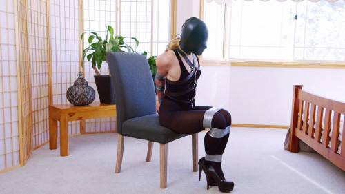 RestrictedSenses - Women in restraint bondage who are very tightly bound - Pt 5