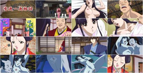 Yukiyo Ichiya Monogatari - Scene 2 Anime and Hentai