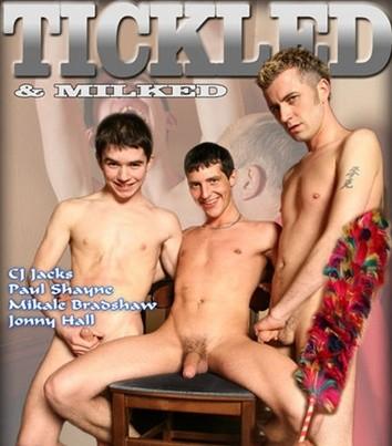 Tickled & Milked