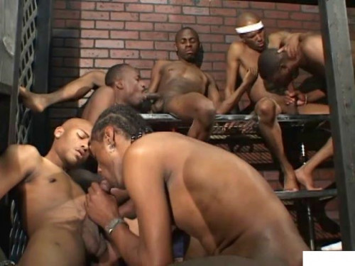 A Thugs Cock Party Full-length films