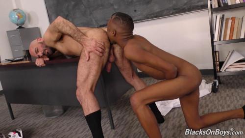 Blacks on Boys - Adam Russo & Zeero - 1080p