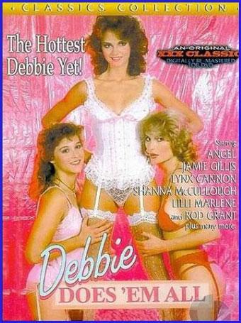 Debbie Does 'Em All Vintage Porn