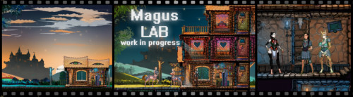 The Magus Lab Hentai Games