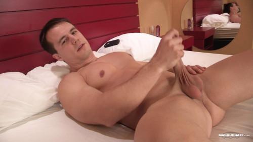 Maskurbate - Ricky's Big Gun - Director's Cut Gay Solo