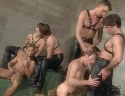 Group sex compilation Gay Retro