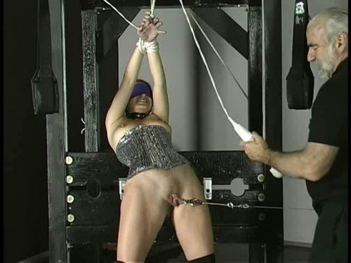 Slave Training part 32