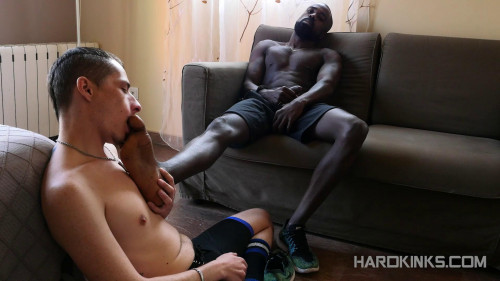The Black Master Gay BDSM