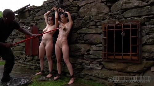 Elise Graves and Dixon Mason BDSM