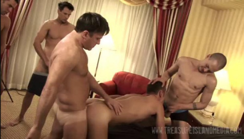 Sexy Slut Christian Destroyed By 24 Cocks In 24 Hours