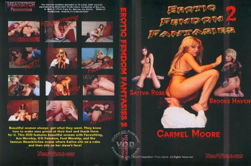 Erotic femdom fantasies Vol.2