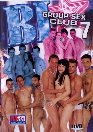 Bi Group Sex Club 7