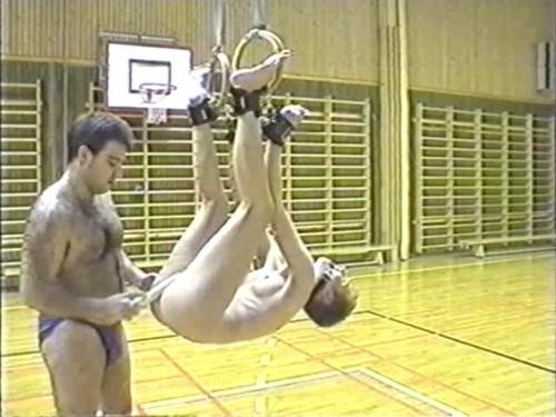 Amateur Classic Bondage BDSM