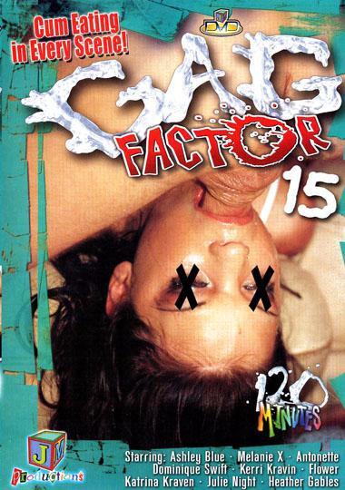 Gag Factor #15 DVD