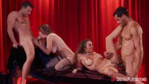 Lena Paul - Sleepless Nights Sex Orgy