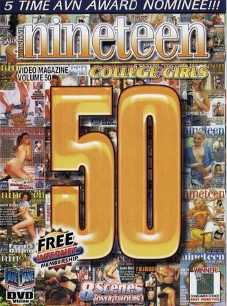 Nineteen Video Magazine vol 50 College Girls