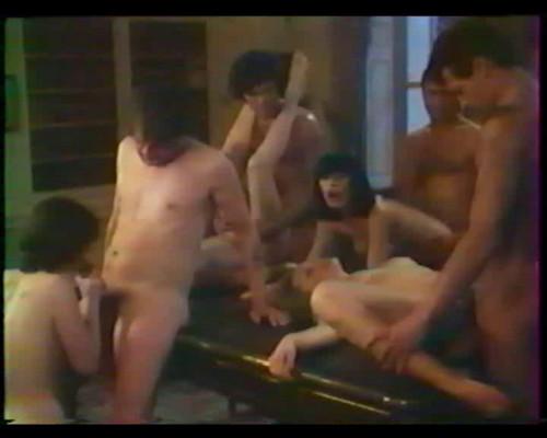 Natacha, baronne vicieuse Vintage Porn