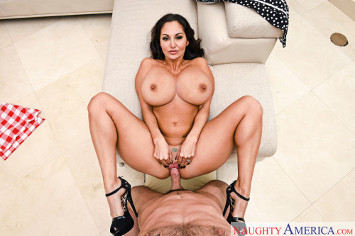 Ava Addams - Happy Steak and Blowjob Day! (2017)