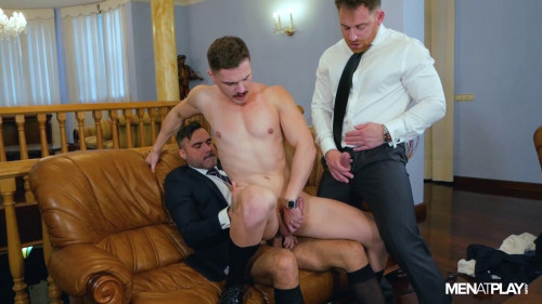 MAP - Suited Hustler: Manuel Skye, Austin Sugar Bareback
