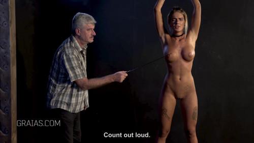 Brutal Domination For Busty Slave Fatima