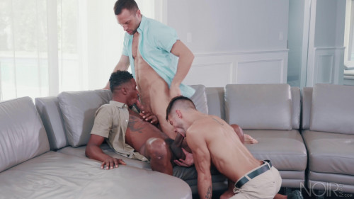 Pay Up Scene 1 - Colby Tucker, Casey Everett, Marquee D.Angelo