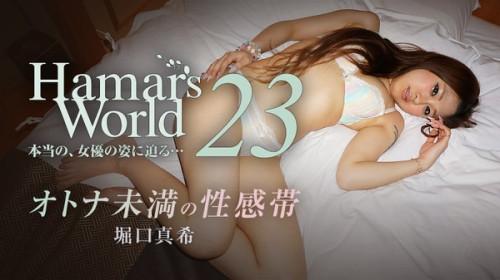 Heyzo Part 0915 – Hamar's World Scene 23 – Erotic Belt – Horiguchi Maki