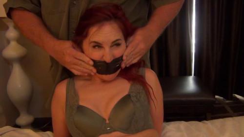 Davina Carrington: Tied in The Hotel