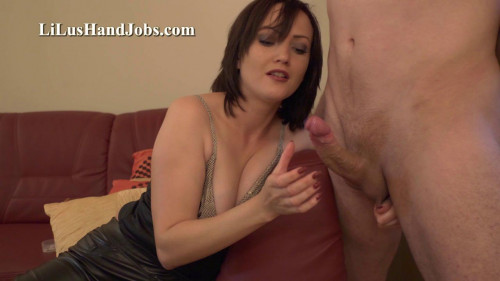 LiLu Handjobs - Reach Around HandJob Masturbation