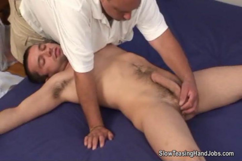 Nick Edged by a Vibrator - Part 1