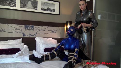 Dutch Dames Bondage Doll - HD 720p BDSM Latex