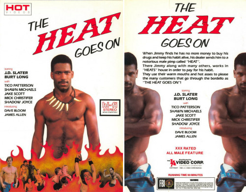 L.A. Video Corporation – And the Heat Goes On (1986) Gay Retro