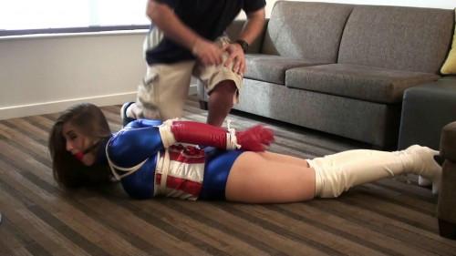 Terra Mizu Patriot Girl Captured! (2016)