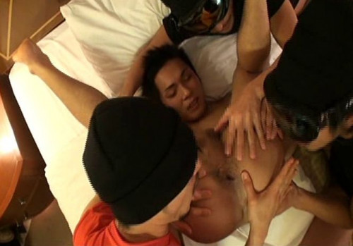 Body Licking Asian Gays