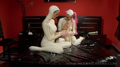 Hidden-Layers Latex & Rubber Video Pack 720p