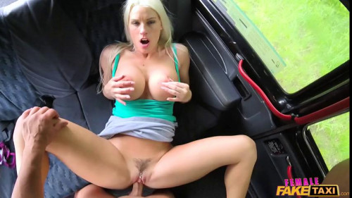 Tourist Gets a Wet Pussy Welcome Blondes