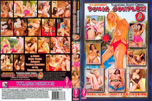 Transsexual Beauty Queens Doing Couples! #3 (2011)