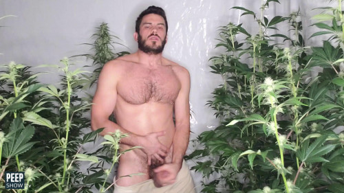 PsT - Vander Pulaski: Botanical Piss & Cum Gay Solo