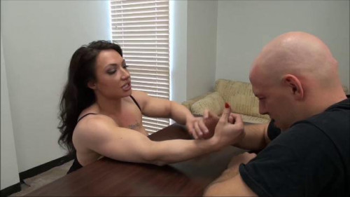 The Best Gold Porn EroticMuscleVideos Collection part 9 Female Muscle