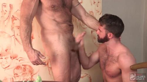 Hot Older Male - Brendan Patrick and Conor Harris
