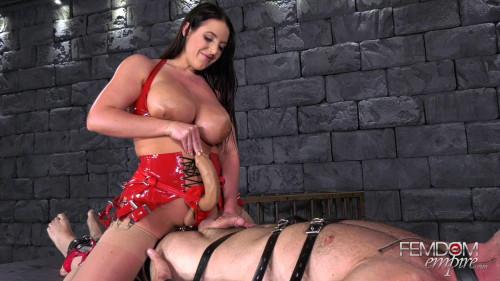 Angela White - Cock Cum Guzzler