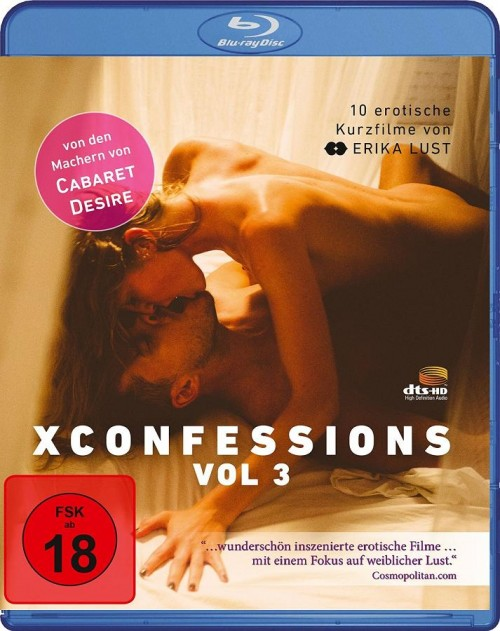 XConfessions Vol. 3 Full-length films