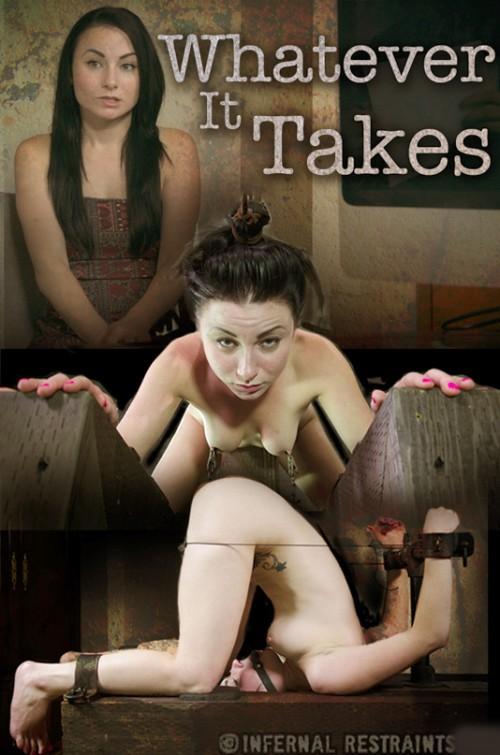 Infernalrestraints - Oct 03, 2014 - Whatever It Takes - Veruca James