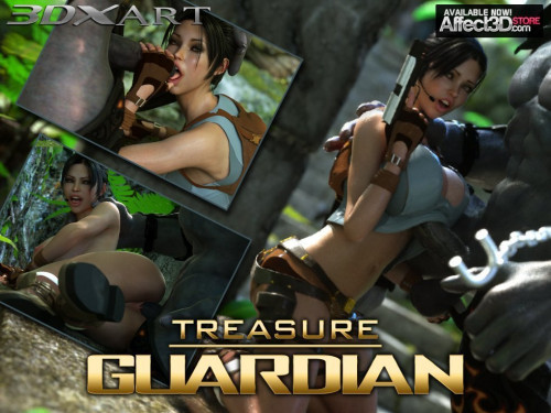 Treasure Guardian Comics