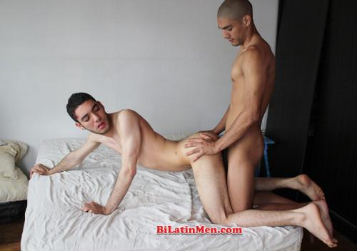 Benja and Chuck Gay Clips