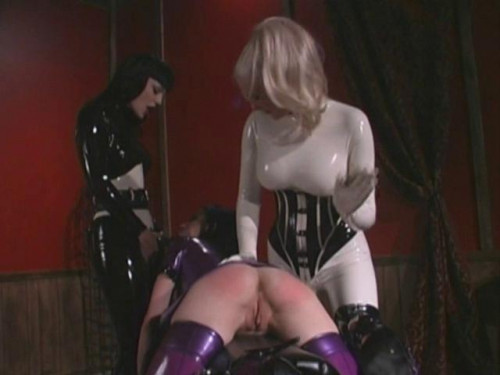 GwenMedia - Kinky Girlfriends BDSM Latex